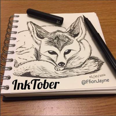 InkTober Day 1