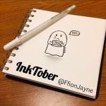 InkTober Day 9