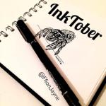 InkTober Day 13