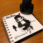InkTober Day 25