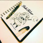 InkTober Day 27