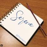 Happy Lettering Challange