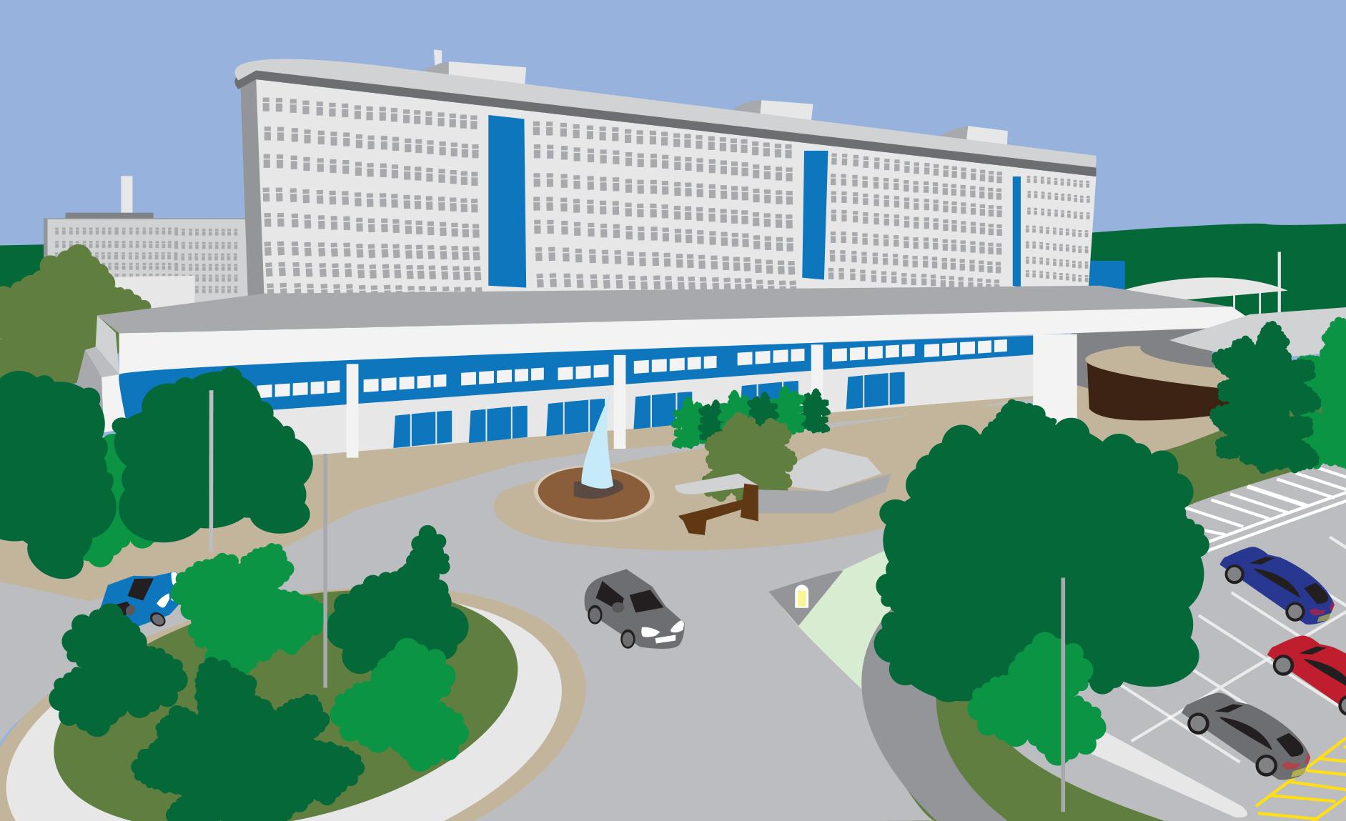 Heath Hospital Sight